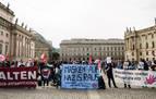 Estupor por el amago de 'toma' del Reichstag por ultraderechistas