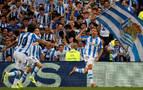 Monreal podría perderse el primer partido de Liga por una lesión muscular
