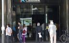 La fusión de Caixabank y Bankia tendría un bajo impacto en la red financiera de Navarra