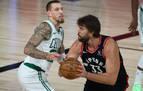 Los Raptors de Ibaka y Marc Gasol igualan la eliminatoria ante los Celtics