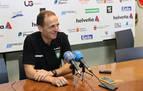 Quique Domínguez: &quotHabrá que trabajar mucho para sacar el partido adelante