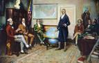 El Partido Demócrata-Republicano y la hidra de cuatro cabezas (1824)