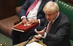 La ley que anula parte del acuerdo del Brexit pasa el primer test parlamentario