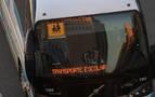 33 empresas y una asociación, sancionadas por crear un cártel en el transporte escolar de Navarra