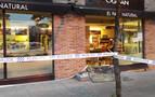 Una panadería de Berriozar, víctima esta noche de un alunizaje