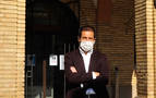 El alcalde de Peralta confía en los vecinos para revertir la situación