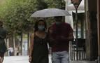 La lluvia dará una tregua al menos hasta el próximo jueves en Navarra