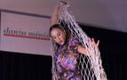 La danza contemporánea llena de arte el Centro Castel-Ruiz de Tudela