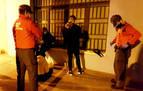 La Policía interviene en dos peleas en Gorraiz, la del viernes con más de 20 participantes