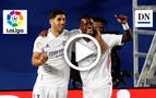 Resumen del Real Madrid 1-0 Valladolid en vídeo