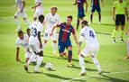 Vinicius y Benzema dan el triunfo y el liderato al Real Madrid