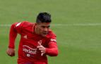 Roncaglia, recuperado de su lesión, entra en la convocatoria para el Osasuna-Getafe