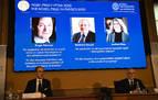 Reconocidos con el Nobel de Física tres estudiosos de los agujeros negros