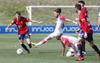 Rubén Martínez y Juan Pérez evitan la derrota de Osasuna ante el Alavés
