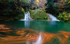 Nacedero del Urederra: ruta de las cascadas azules