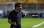 Braulio vincula su futuro en Osasuna al del presidente