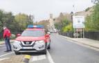 Tres detenidos en una pelea en Villafranca y otros dos en una fiesta en Orkoien