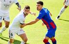 Osasuna suma un punto en Eibar pero puede perder a Calleri por lesión