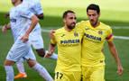 Alcácer y Parejo apuntillan al Valencia en su victoria frente al Villarreal