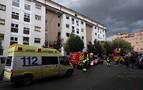 Dos intoxicados leves en el incendio de un inmueble en Barañáin