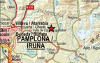 Dos nuevos terremotos con epicentros en Lizoáin y Esteribar