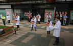 Médicos navarros piden diálogo y la retirada del Real Decreto de