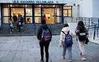 La pandemia llena de abrigos las aulas