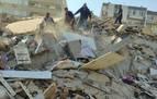 Suben a 114 las víctimas del terremoto en Turquía