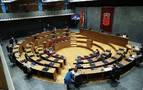 La propuesta del calendario de los Presupuestos de Navarra llega a la Cámara foral