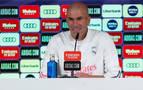 Zidane: &quotEstamos preparados para jugar en El Sadar y esperamos que el campo esté bien