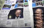 Los líderes mundiales felicitan a Biden por su victoria