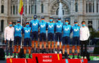 Movistar Team se lleva su 12ª clasificación por equipos de la Vuelta