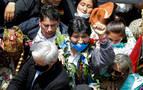 Evo Morales se da un gran baño de masas en su retorno triunfal