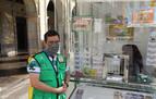 El Cupón Diario de la ONCE reparte 350.000 euros en Pamplona