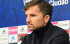 El Real Zaragoza confirma a Iván Martínez como nuevo técnico