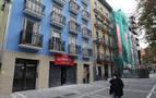 Un hotel y 22 nuevas viviendas en la renovada calle Ciudadela de Pamplona
