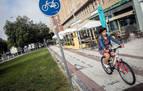 La oposición pide el carril bici a Mendebaldea que prevén los presupuestos