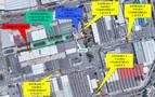 El Ayuntamiento divide en dos zonas el mercadillo de Landaben para evitar colas