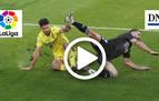 Resumen del Villarreal 1-1 Real Madrid en vídeo