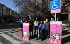 Villava vigilará las plazas para personas con discapacidad