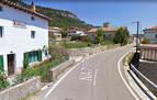 Un vecino de Pamplona de 44 años muere electrocutado en Aranarache