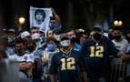 Maradona ya descansa en Jardín Bella Vista tras un intenso adiós