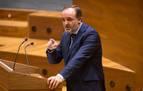 El Parlamento rechaza la enmienda a la totalidad de NA+ a los Presupuestos