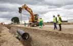 El proyecto de la segunda fase del Canal de Navarra estará para finales de año