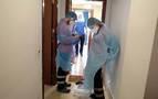 Hospitalización a domicilio, la gran desconocida: así trabaja uno de sus equipos