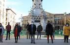 La nueva ejecutiva del PNV en Navarra cierra filas en torno a Manu Ayerdi
