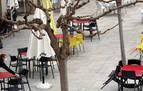Denunciados dos establecimientos de Pamplona por incumplir las condiciones sanitarias en sus terrazas