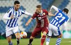 La Real pincha ante el Rijeka y se jugará su pase en Nápoles