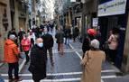 Navarra vuelve a situarse en el centenar de contagios en las últimas Horas