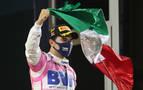 Sergio Pérez gana el Gran Premio de Sakhir con Carlos Sainz rozando el podio